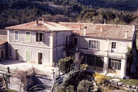 the house in 1987