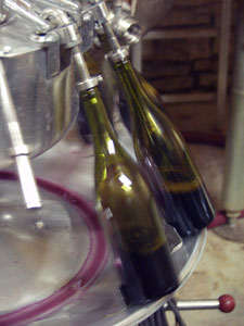 hand-made bottling