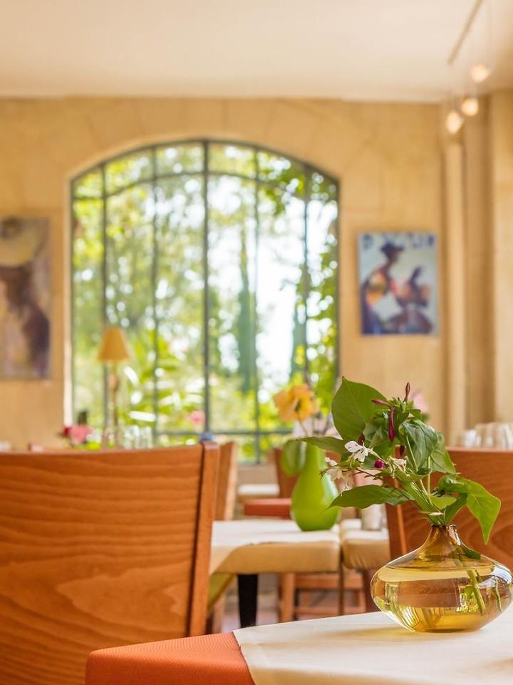 Auberge Du Cedre Hotel Restaurant Pic Saint Loup Languedoc